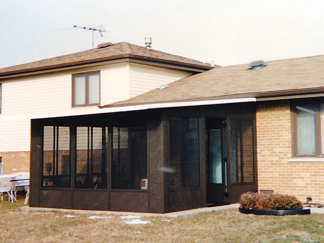 Four Seasons Sunrooms Of Northwest Indiana Patio Enclosure