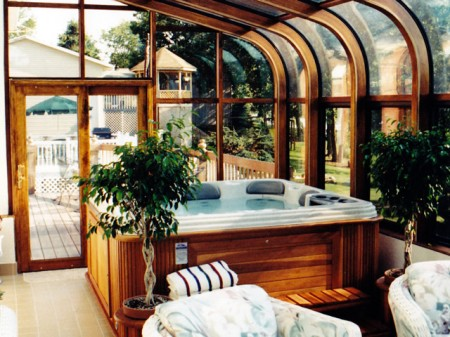 Four Seasons Sunrooms 187 Of Northwest Indiana Spa And