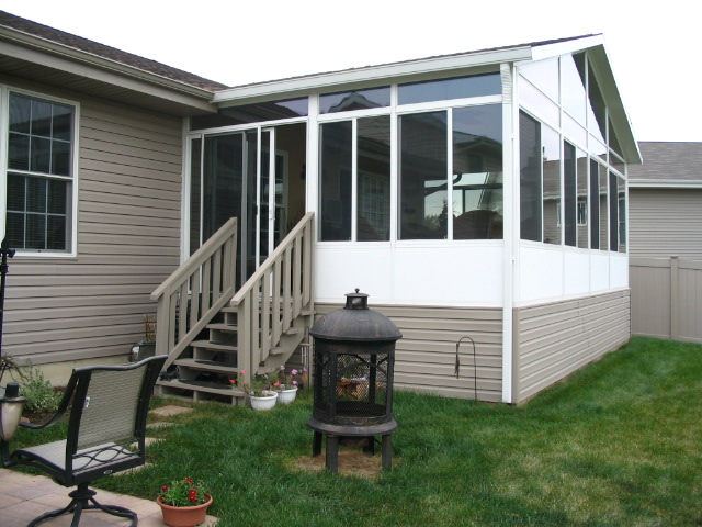 A Kit From Four Seasons Sunrooms Is Ideal Because It Maintenance Free Favorite Feature Of Busy Homeowners Conservagl